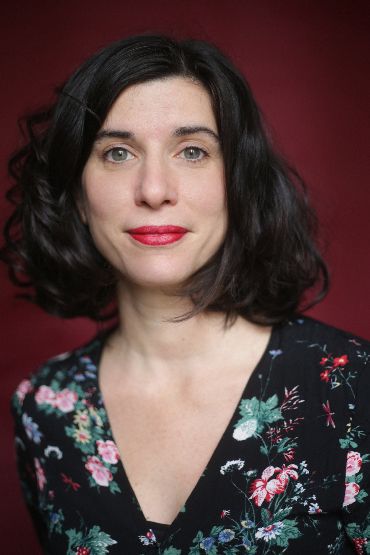 Photographie d'Amandine Marco, fondatrice d'Arts Accessibles