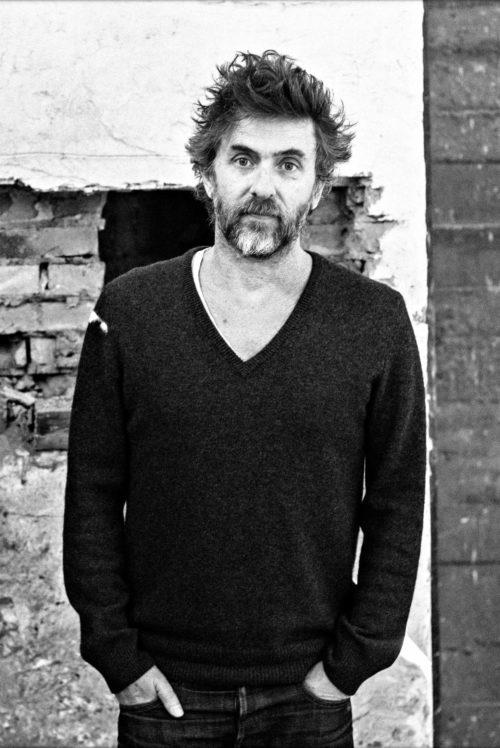 Portrait de Pascal Rambert par Jean-louis Fernandez
